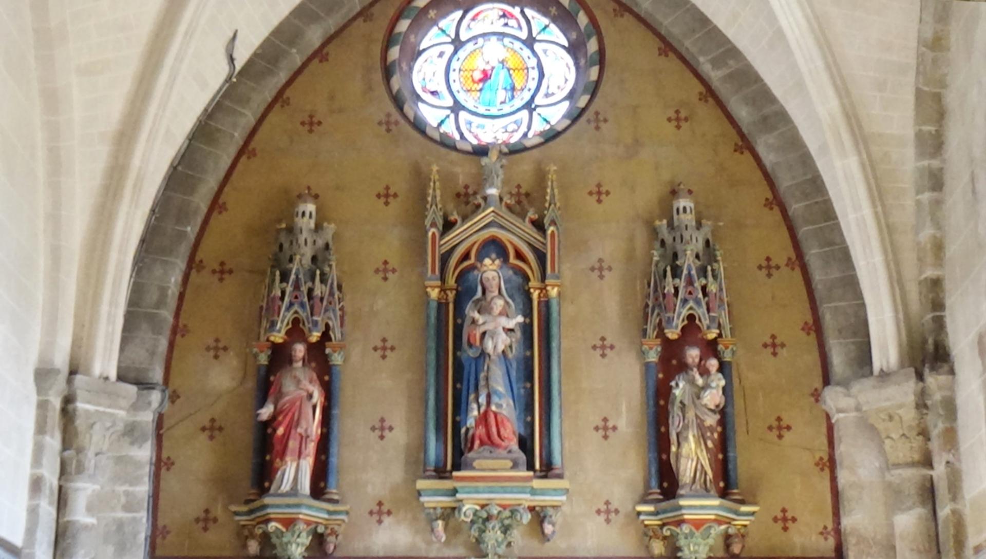 Eglise de Charmont (45)